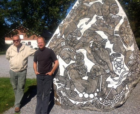 Fillod stenen - Danemark 2014