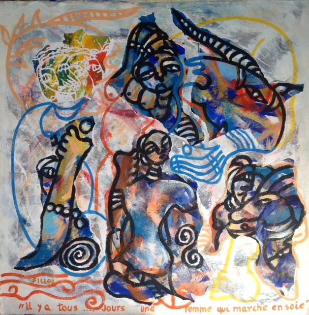 Exposition Gaïa - La Gaude (06)